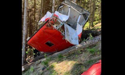 Strage Mottarone: l'11 ottobre verrà rimossa con un elicottero la cabina