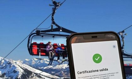La Valle d'Aosta impone Green pass per lo sci
