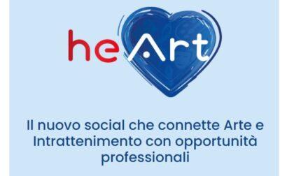 """""""heArt"""" un Linkedin dell'arte: il progetto aronese"""