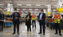 Il centro Amazon Novara è operativo: 900 posti di lavoro a 1550 euro lordi
