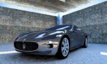 Scopre il marito con l'amante e gli distrugge la Maserati