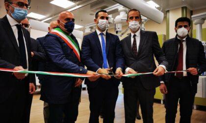 Nuova Terapia Intensiva dell'ospedale di Borgomanero