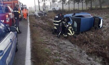 Drammatico incidente a Cavaglietto: muoiono mamma e figlia 13enne