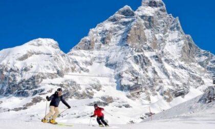 Cervinia ha già aperto la stagione dello sci