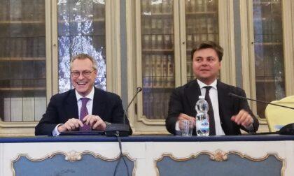 Presidente Confindustria incontra gli imprenditori piemontesi