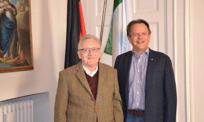Borgomanero piange la morte dell'ambasciatore di Bad Mergentheim Jurgen Hild