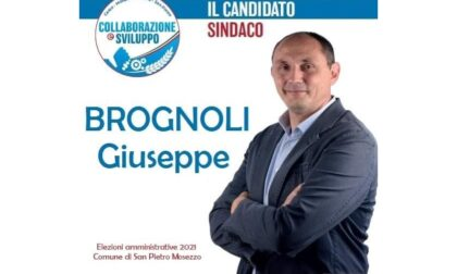 E' Giuseppe Brognoli il nuovo sindaco di San Pietro Mosezzo