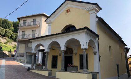 Terminato il restauro della chiesa di San Bernardo a Colazza