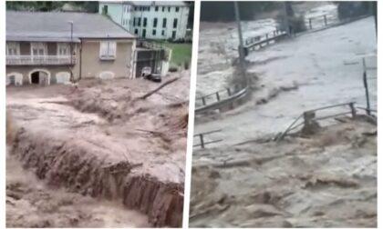 """Alluvione in Liguria, chiusi i ponti e tratti di autostrada, Toti: """"Non uscite di casa"""""""