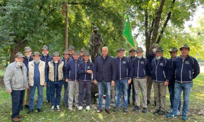 A Gozzano la festa per il 149° anniversario della fondazione degli Alpini